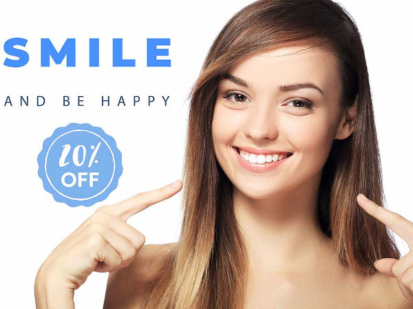 Offer Zoom Philips dental whitening. Moraira Dental Clinic